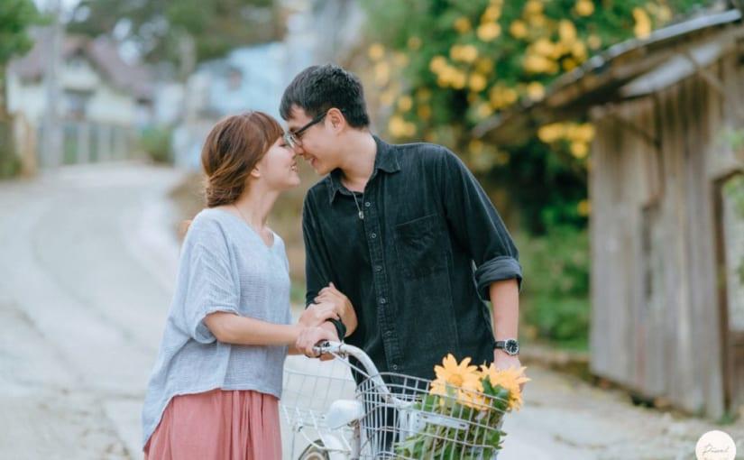 Tổng hợp những địa điểm chụp ảnh cưới đẹp nhất ở Đà Lạt
