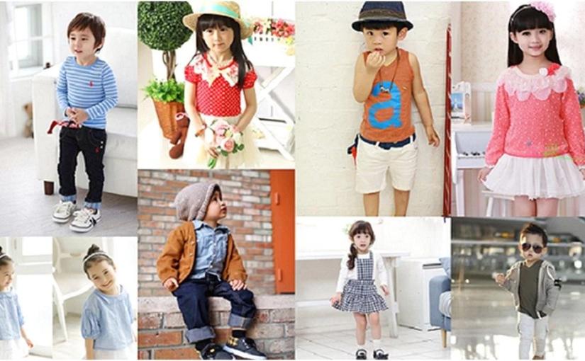 Địa chỉ chuyên bỏ sỉ quần áo trẻ em chất lượng giá rẻ ở TP.HCM – Lukids 2020