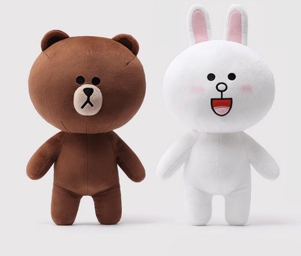 Tại sao gấu brown và thỏ cony lại có một sức hút khác lạ đến vậy? (2020)