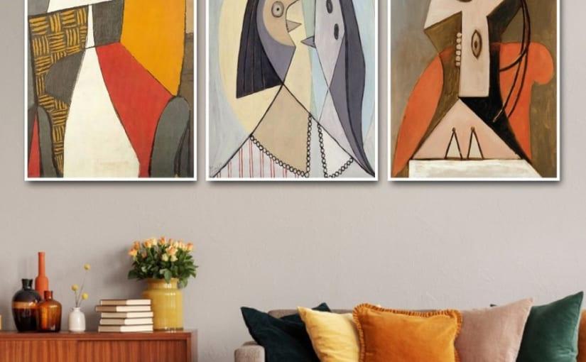 Các loại tranh nghệ thuật phổ biến được ưa chuộng